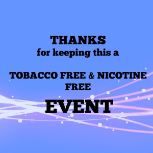 Pic for Tobacco Free Nicotine free Event