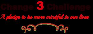 Change 3 Challaenge Logo